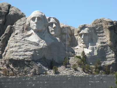 Planner for Mount Rushmore